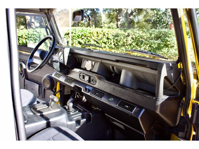 1997 Land Rover Defender (CC-1432014) for sale in EUSTIS, Florida