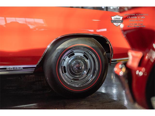 1970 Chevrolet Monte Carlo (CC-1432018) for sale in Milford, Michigan
