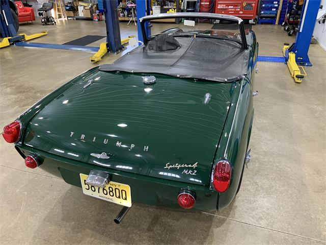 1966 Triumph Spitfire (CC-1432022) for sale in Frenchtown , New Jersey