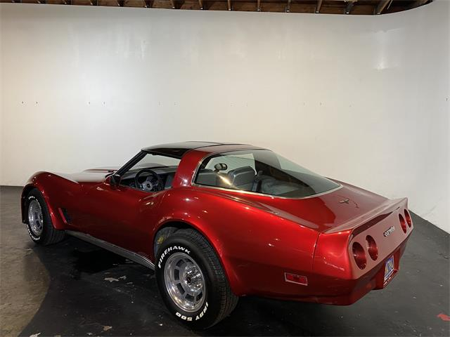 1981 Chevrolet Corvette (CC-1432023) for sale in OAKLAND, California