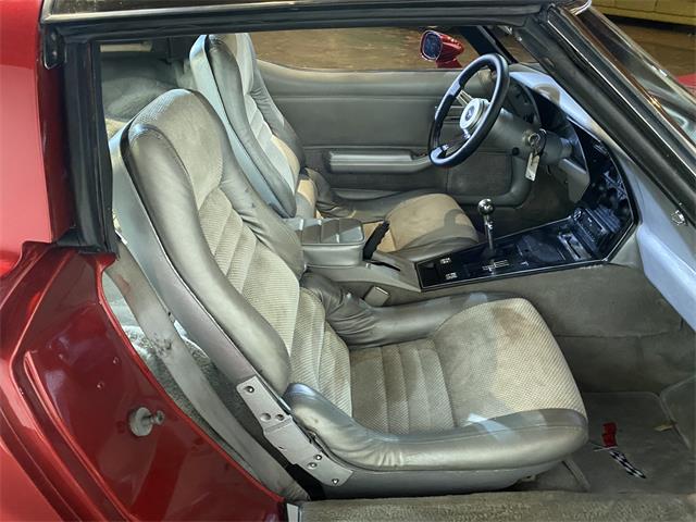 1981 Chevrolet Corvette (CC-1432023) for sale in OAKLAND, California
