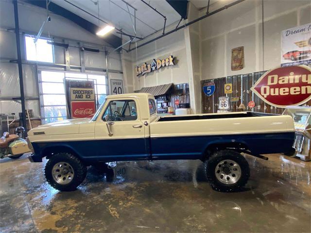 1967 Ford F250 (CC-1432024) for sale in Redmond, Oregon