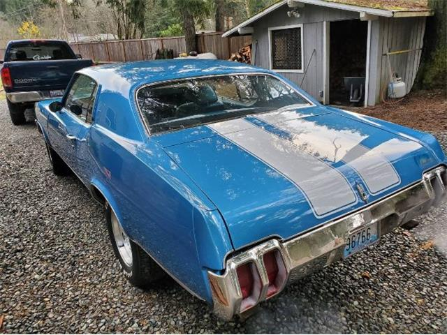1970 Oldsmobile Cutlass (CC-1430203) for sale in Cadillac, Michigan