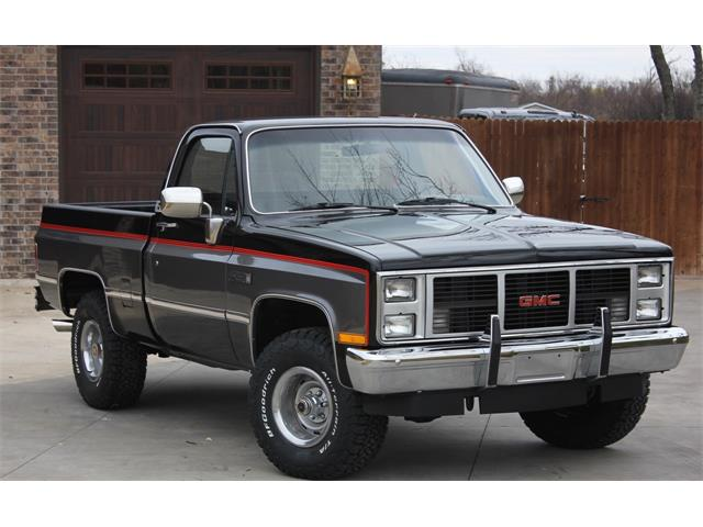 1987 GMC C/K 10 (CC-1432034) for sale in SHAWNEE, Oklahoma