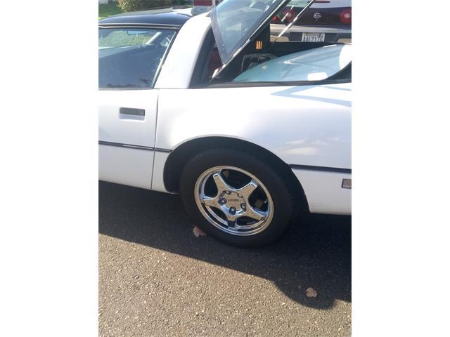 1985 Chevrolet Corvette C4 (CC-1432037) for sale in Everett, Washington