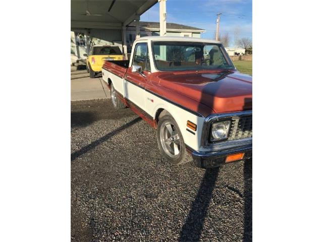 1972 Chevrolet C10 (CC-1430204) for sale in Cadillac, Michigan
