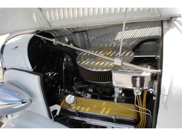 1937 Chevrolet Sedan (CC-1430205) for sale in Cadillac, Michigan