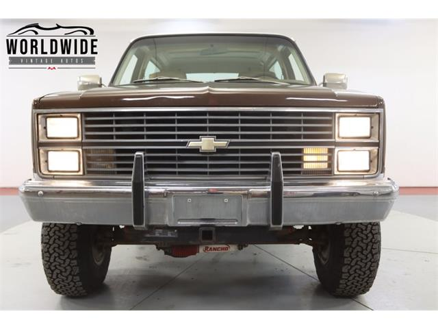 1983 Chevrolet Blazer (CC-1432056) for sale in Denver , Colorado