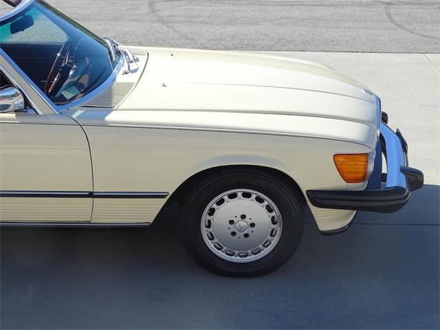 1977 Mercedes-Benz 450SL (CC-1432061) for sale in O'Fallon, Illinois