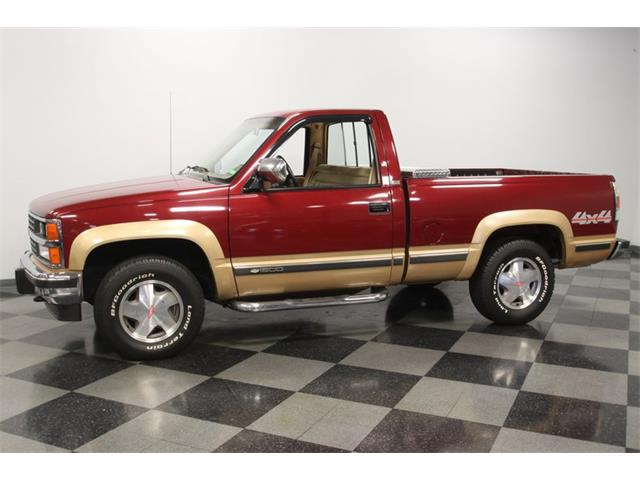 1988 Chevrolet K-1500 (CC-1432062) for sale in Concord, North Carolina