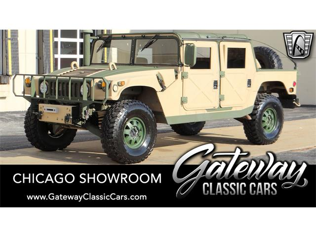 1985 AM General Hummer (CC-1432066) for sale in O'Fallon, Illinois