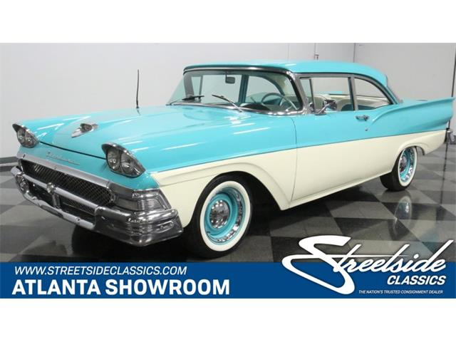 1958 Ford Fairlane (CC-1432078) for sale in Lithia Springs, Georgia