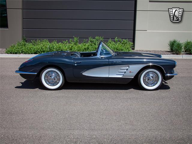 1958 Chevrolet Corvette (CC-1432085) for sale in O'Fallon, Illinois