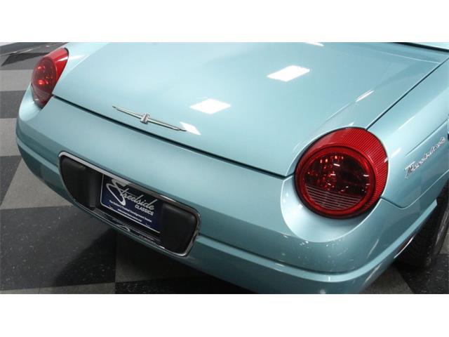 2002 Ford Thunderbird (CC-1432092) for sale in Lithia Springs, Georgia