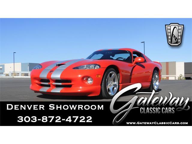 2002 Dodge Viper (CC-1432096) for sale in O'Fallon, Illinois