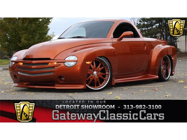 2003 Chevrolet SSR (CC-1432101) for sale in O'Fallon, Illinois