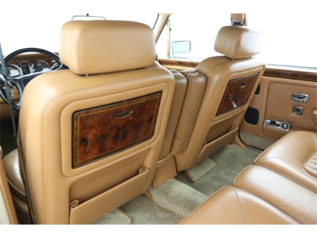 1990 Rolls-Royce Silver Spur II (CC-1432107) for sale in Beverly Hills, California
