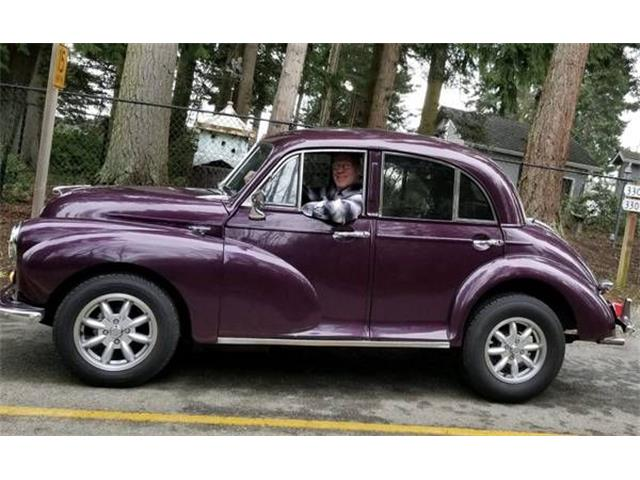 1954 Morris Minor (CC-1430211) for sale in Cadillac, Michigan