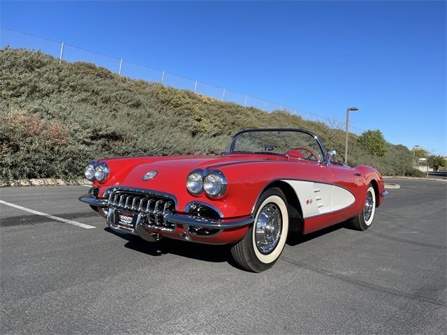1959 Chevrolet Corvette (CC-1432111) for sale in Fairfield, California