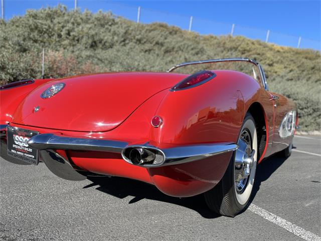 1959 Chevrolet Corvette (CC-1432111) for sale in Fairfield, California