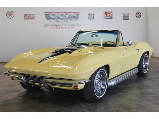 1967 Chevrolet Corvette (CC-1432113) for sale in Fairfield, California