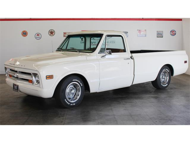 1968 Chevrolet C10 (CC-1432115) for sale in Fairfield, California