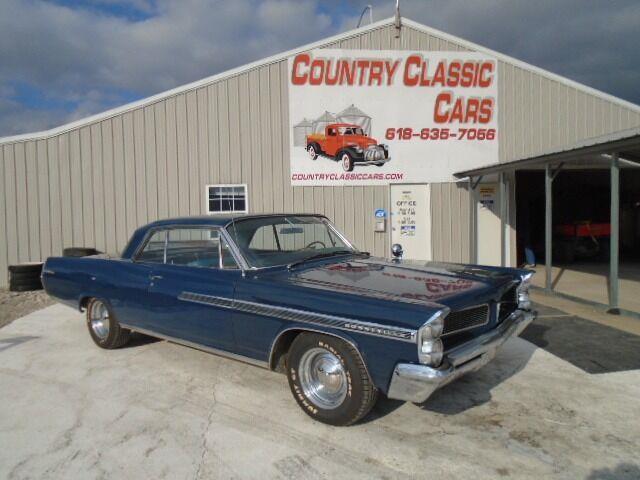 1963 Pontiac Bonneville (CC-1432117) for sale in Staunton, Illinois