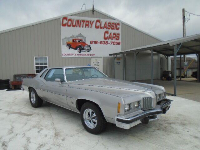 1977 Pontiac Grand Prix (CC-1432120) for sale in Staunton, Illinois