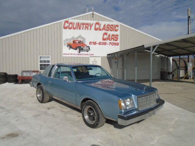 1979 Buick Regal (CC-1432121) for sale in Staunton, Illinois