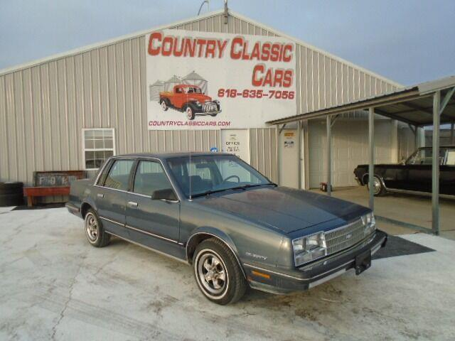 1984 Chevrolet Celebrity (CC-1432122) for sale in Staunton, Illinois