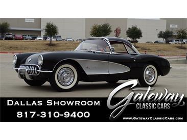 1957 Chevrolet Corvette (CC-1432123) for sale in O'Fallon, Illinois