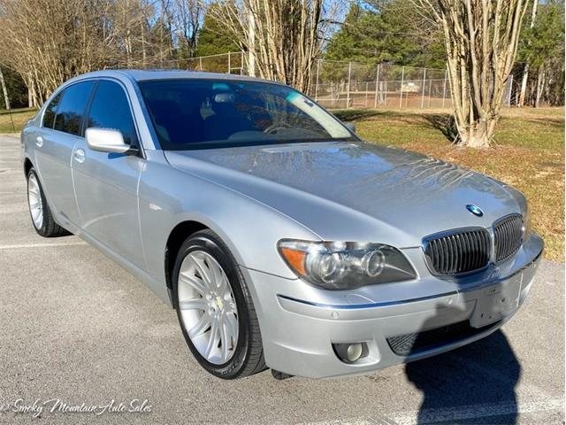2006 BMW 750li (CC-1432124) for sale in Lenoir City, Tennessee