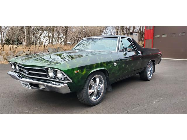 1969 Chevrolet El Camino SS (CC-1430213) for sale in Annandale, Minnesota
