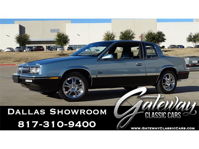 1985 Oldsmobile Calais (CC-1432131) for sale in O'Fallon, Illinois