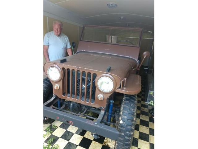 1948 Willys Jeep (CC-1432136) for sale in Cadillac, Michigan
