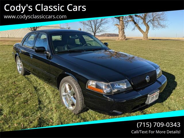 2003 Mercury Marauder (CC-1430214) for sale in Stanley, Wisconsin