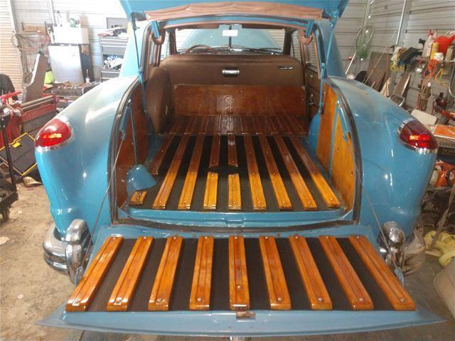 1951 Kaiser Vagabond (CC-1432141) for sale in Cadillac, Michigan