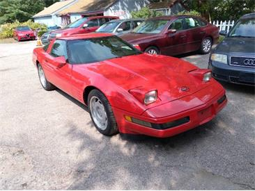 1992 Chevrolet Camaro (CC-1432145) for sale in Cadillac, Michigan
