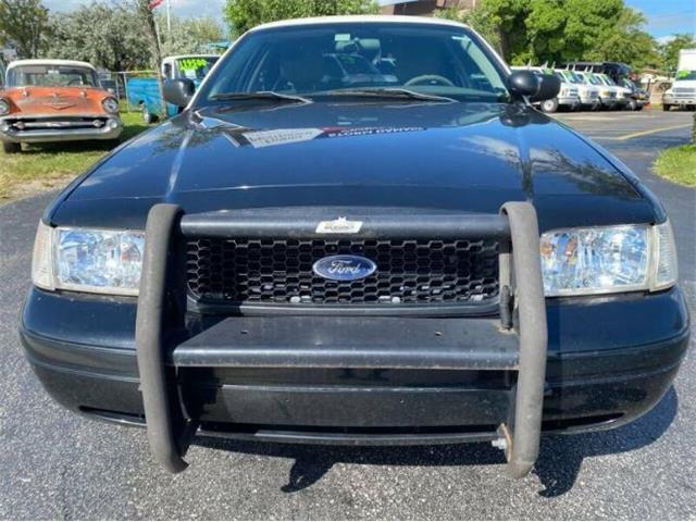 2011 Ford Crown Victoria (CC-1432146) for sale in Cadillac, Michigan