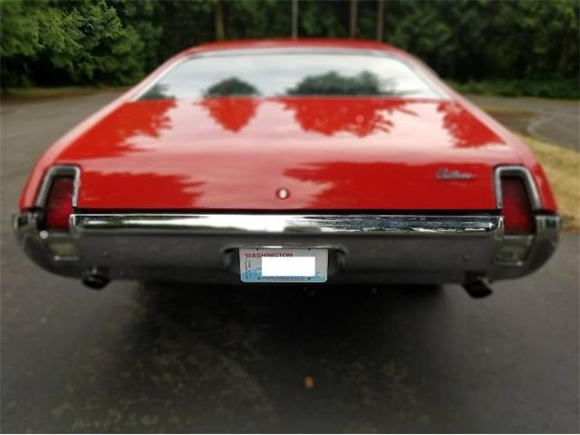 1969 Oldsmobile Cutlass (CC-1432147) for sale in Cadillac, Michigan