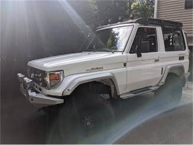 1994 Toyota Land Cruiser FJ (CC-1432149) for sale in Cadillac, Michigan