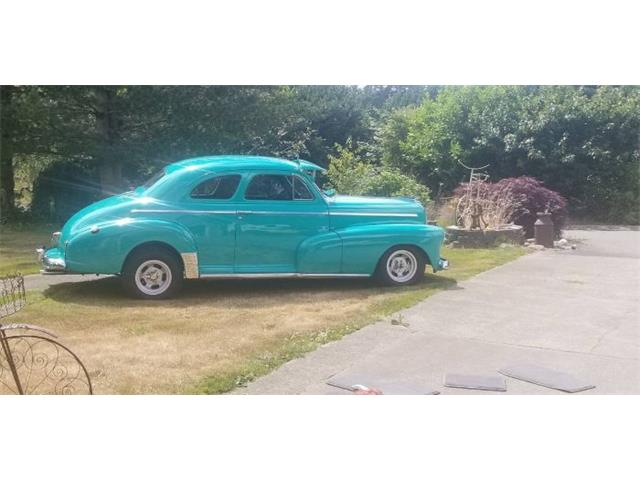 1946 Chevrolet Coupe (CC-1432151) for sale in Cadillac, Michigan