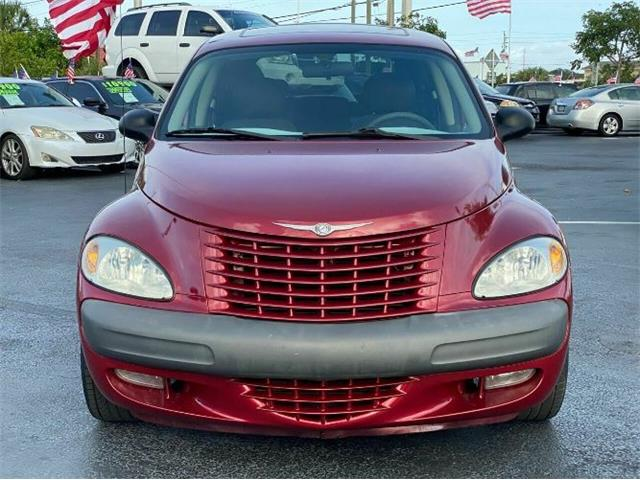 2002 Chrysler PT Cruiser (CC-1432155) for sale in Cadillac, Michigan