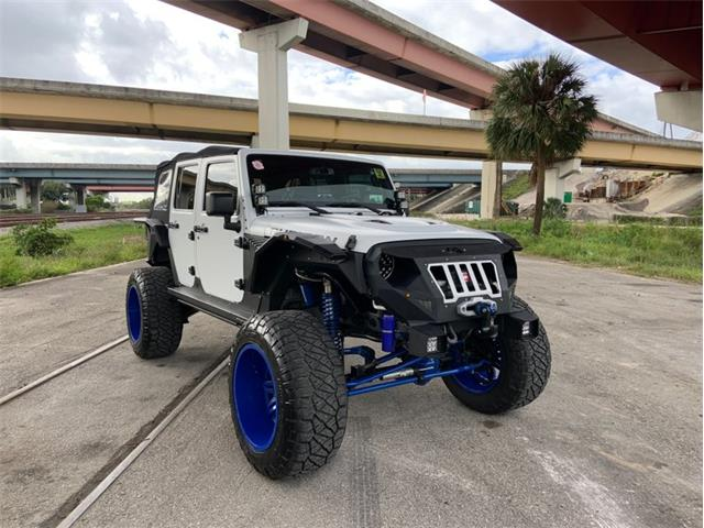 2014 Jeep Wrangler (CC-1432156) for sale in Fort Lauderdale, Florida