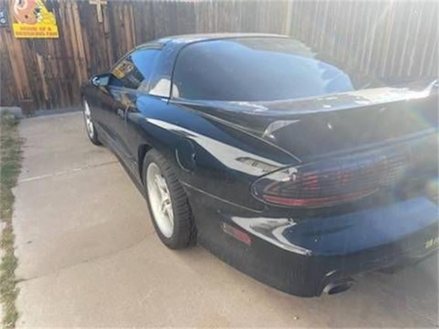 1996 Pontiac Firebird Trans Am (CC-1432157) for sale in Cadillac, Michigan