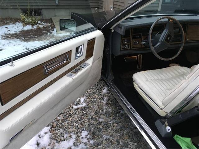 1985 Cadillac Eldorado (CC-1432158) for sale in Cadillac, Michigan
