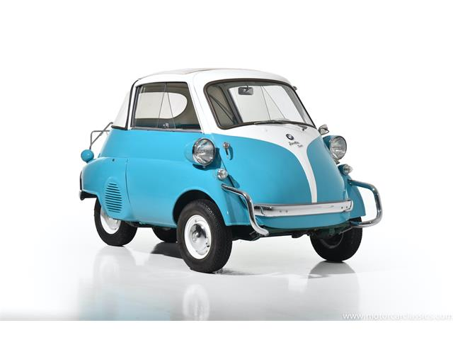 1957 BMW Isetta (CC-1430216) for sale in Farmingdale, New York