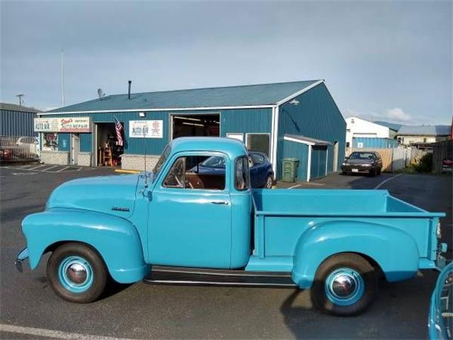 1952 Chevrolet Pickup (CC-1432163) for sale in Cadillac, Michigan