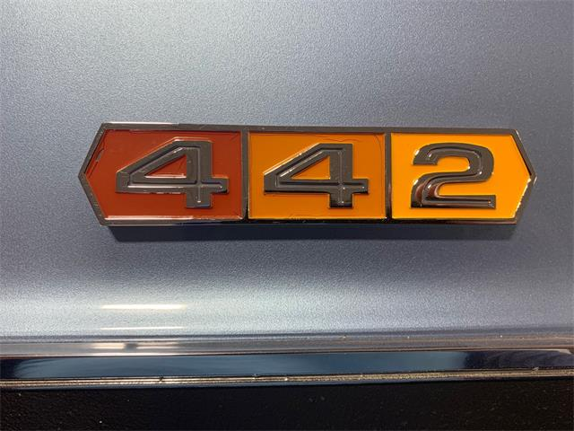 1966 Oldsmobile 442 (CC-1432175) for sale in Annandale, Minnesota