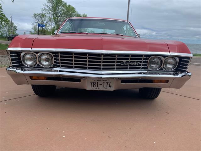 1967 Chevrolet Impala (CC-1432178) for sale in Annandale, Minnesota